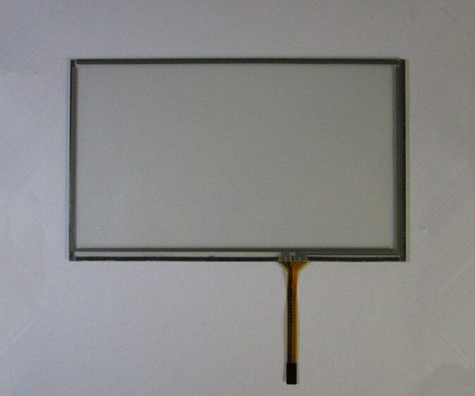 Оригинальный Новый 7 Дюймов 165*100 kdt-5287 Оригинальный сенсорный экран промышленный компьютер интерфейс человек-машина сенсорный экран стекло