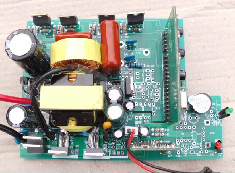 Pure Sine Wave Inverter Kit 300w Pcba Anti Reverse  U0026 Diy