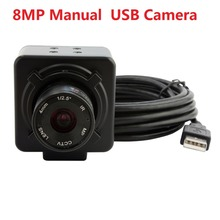 8Megapixel  SONY IMX179 CS mount 4mm manual focus lens industrial high resolution 8MP usb camera,free shipping