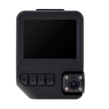 Car 2.31Inch TFT LCD Display Driving Recorder HD Night Vision 1080P 170 Degree Rear Front Double Recording Large Wide-angle DVR