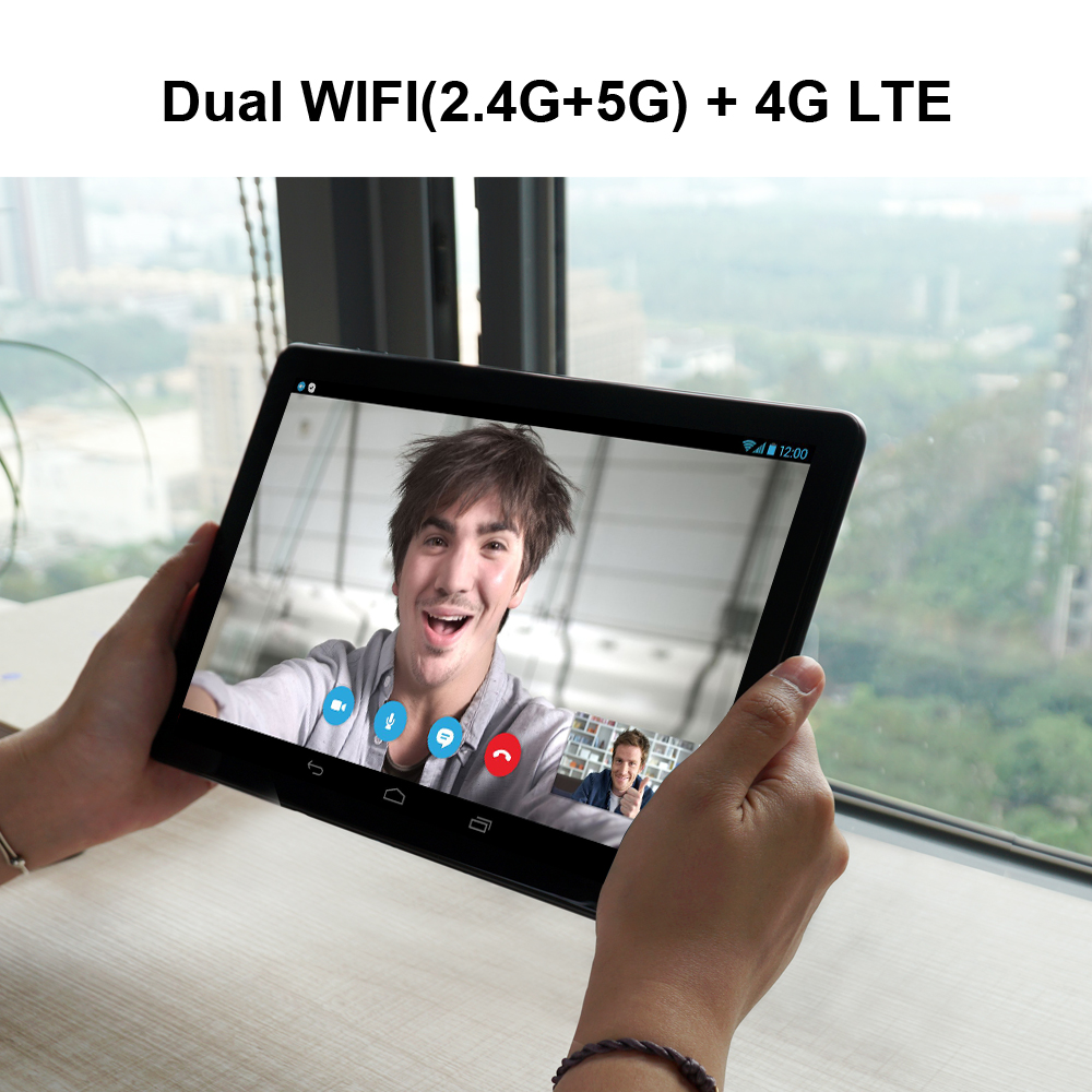 Image 4 - CHUWI Hi9 Plus 10.8 inch 2560*1600 Display MTK6797 X27 Deca Core 4GB 128GB Android 8.0 Tablets Dual Wifi Dual Cameras 7000mAh-in Tablets from Computer & Office