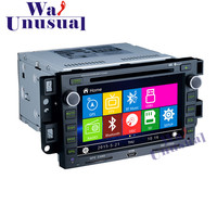 WANUSUAL 7Professional Wince Car GPS Navigation For Chevrolet Epica for Chevrolet Captiva 2006 2007 2008 2009 2010 2011 8GB Map