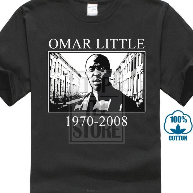 Tee Shirt Hipster Harajuku Brand Clothing Gildan Omar Little The ...