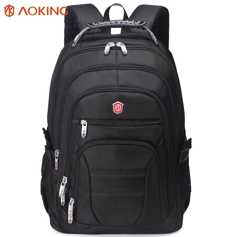 Aoking Original Brand New Patent Design Massage Air Cushion1 Men S Laptop Backpack Men Large Capacity