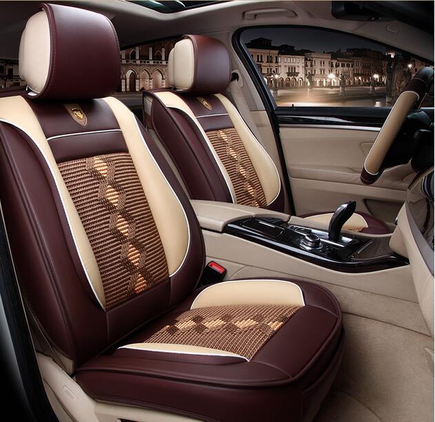 Quality Car Seat Cushion Case For Hyundai Ix25 Creta 2015 All Inclusive Interior Modification
