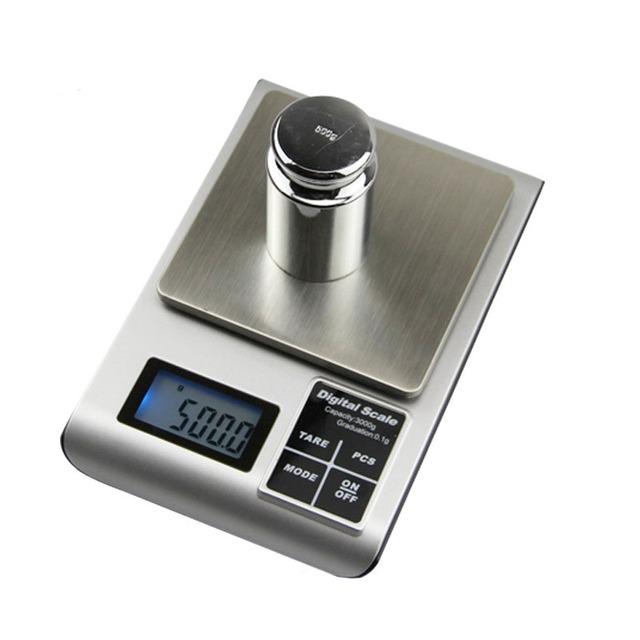 Aliexpress Buy 2000g 0 1g Cooking Baking Tools Digital Kitchen #2: 2000g 0 1g Cooking Baking Tools Digital Kitchen Scales Balance Cuisine Food Personal Scale Weight 640x640