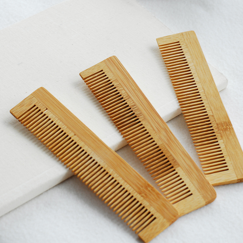 1Pcs Massage Wooden Comb Bamboo High Quality Hair Vent Brush Brushes Hair Care And Beauty SPA Massager Wholesale Hair Care Comb