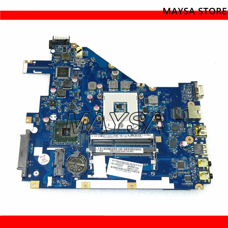 PEW71 LA-6582P MBR4L02001 MB.R4L02.001 Main board for acer aspire 5742 laptop motherboard MBRJW02001 HM55 free cpuPEW71 LA-6582P MBR4L02001 MB.R4L02.001 Main board for acer aspire 5742 laptop motherboard MBRJW02001 HM55 free cpu