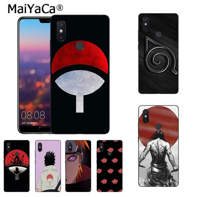MaiYaCa samurai naryto amine On Sale! Luxury Cool phone Case for xiaomi mi 8 se 6 note3 mix2 redmi 5 5plus note 5 case coque