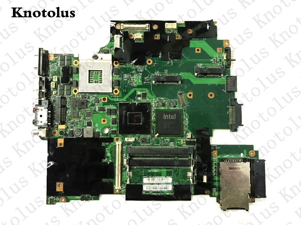 42w7651 laptop motherboard for lenovo ibm thinkpad t61 laptop motherboard gm965 ddr2 42W7651 42W7875 Free Shipping 100% test ok цена и фото
