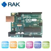 Smart Electronics USB MEGA328P ATMEGA16U2 for Arduino UNO R3 development board Module, DIY Starter kit (with WisCam Camera kit)