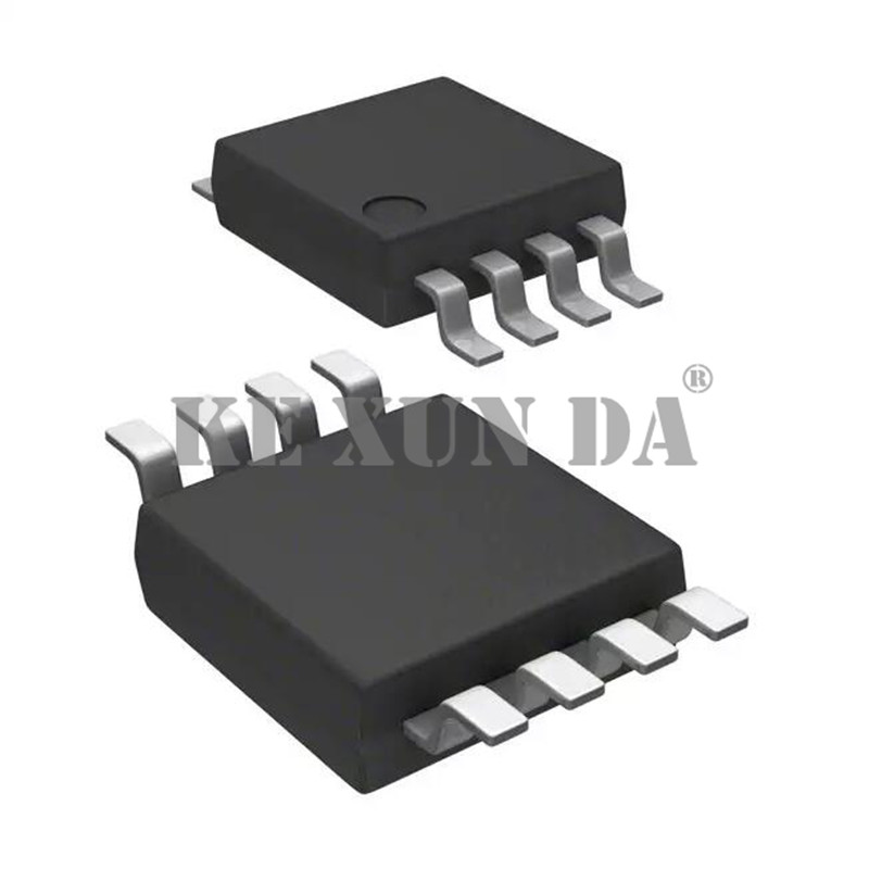 Original  DS18B20U+T DS18B20U 18B20 MSOP-8  IC  Free Shipping