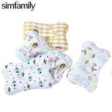 [Simfamily] подушки для новорожденных, защита головы, детские постельные принадлежности, подушка, подушка для детей, вогнутая подушка для защиты головы