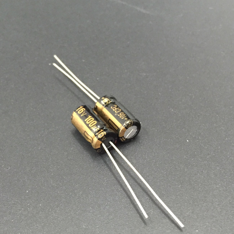 10pcs 1500uF 6.3V 10x12.5 Panasonic FL Low ESR  Motherboard Capacitor 6.3V1500uF