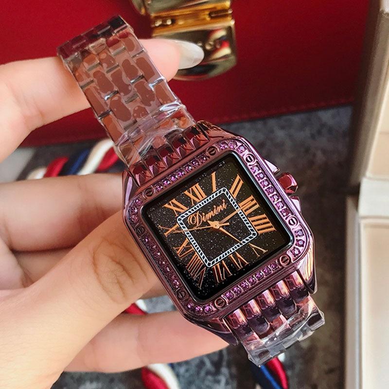 2018 женские наручные часы Стальные Новые женские часы классические роскошные Брендовые женские часы Relogio Feminino