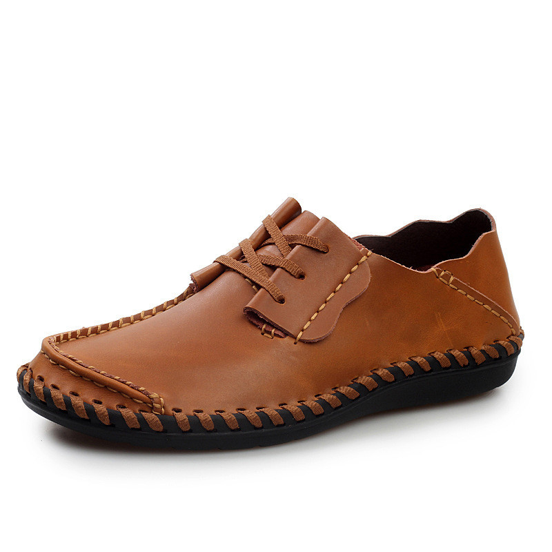 Men Loafers Casual-Shoes New for Big Size36-50fashion/men Moccasins Handmade
