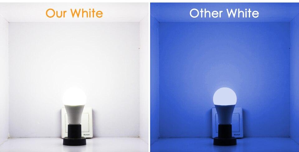 Lâmpadas LED e tubos