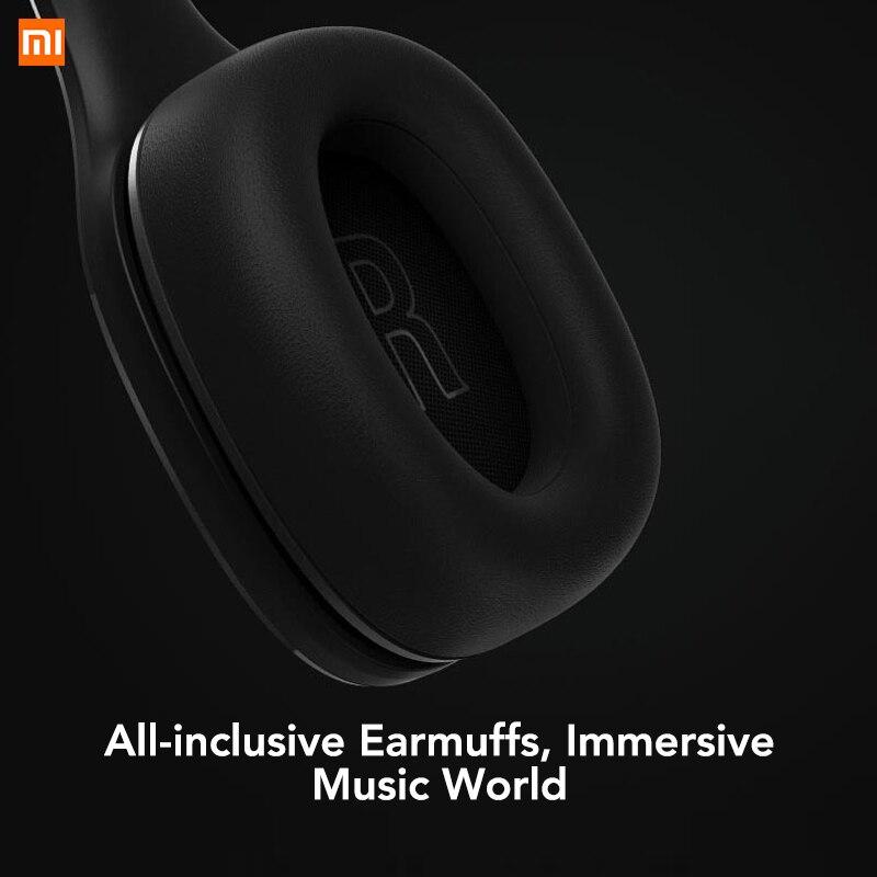 Image 5 - Original Xiaomi Mi Bluetooth Headphone Xiomi Headset 40mm Dynamic Driver AptX Bass Stereo Headset with Dual Mics-in Bluetooth Earphones & Headphones from Consumer Electronics