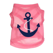 Anchor Design Pet Dog Clothes