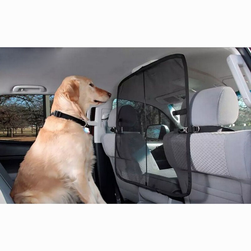 62358 suv car dog guard pet barrier blocks dogs access to car front seats keep dogs in back. Black Bedroom Furniture Sets. Home Design Ideas
