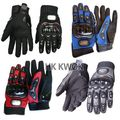 4 Colors Pro-biker Full Finger Motorcycle Riding Racing Auto Engine Protection Cycling Sport Gloves M/L/XL/XXL MCS-01C Free Ship