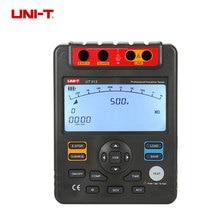 UNI-T UT513 Auto Range Digital Insulation Resistance Testers Meter Megohmmeter Megger Voltmeter 5000V 1000Gohm USB Interface free ship original insulation resistance testers vici vc60b megohm meter