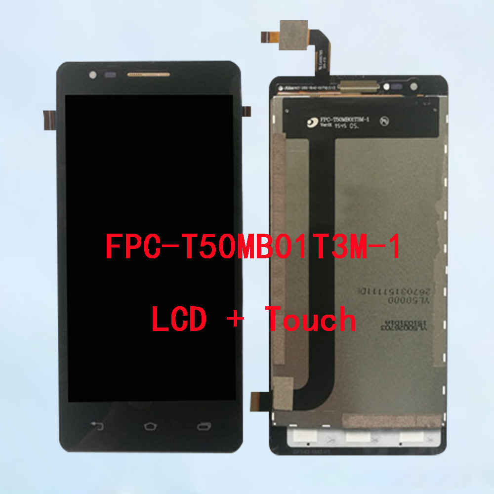 BINYEAE For FPC-T50MB01T3M-1 LCD Display With Touch Screen Digitizer Assembly ReplacementBINYEAE For FPC-T50MB01T3M-1 LCD Display With Touch Screen Digitizer Assembly Replacement