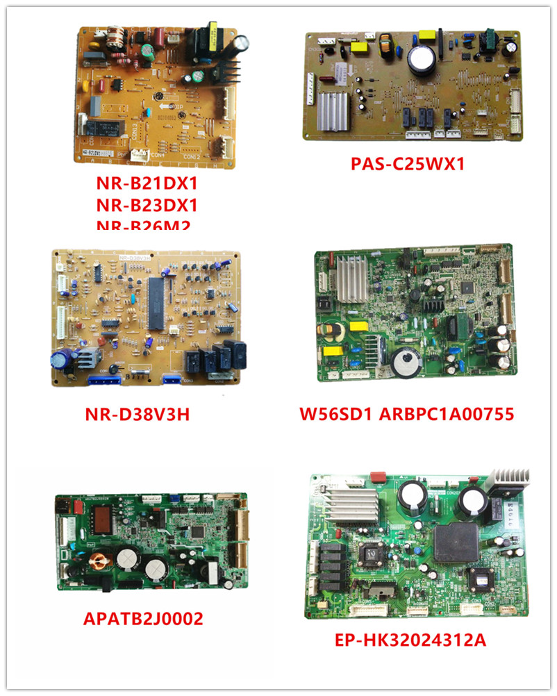 NR-B21DX1| NR-B23DX1| NR-B26M2| PAS-C25WX1| NR-D38V3H| W56SD1 ARBPC1A00755| APATB2J0002| EP-HK32024312A Used Good Working