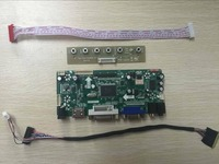 Latumab New LCD LED Controller Board Driver kit for LTN156AT02 HDMI + DVI + VGA  Free shipping|Tablet LCDs & Panels| |  -
