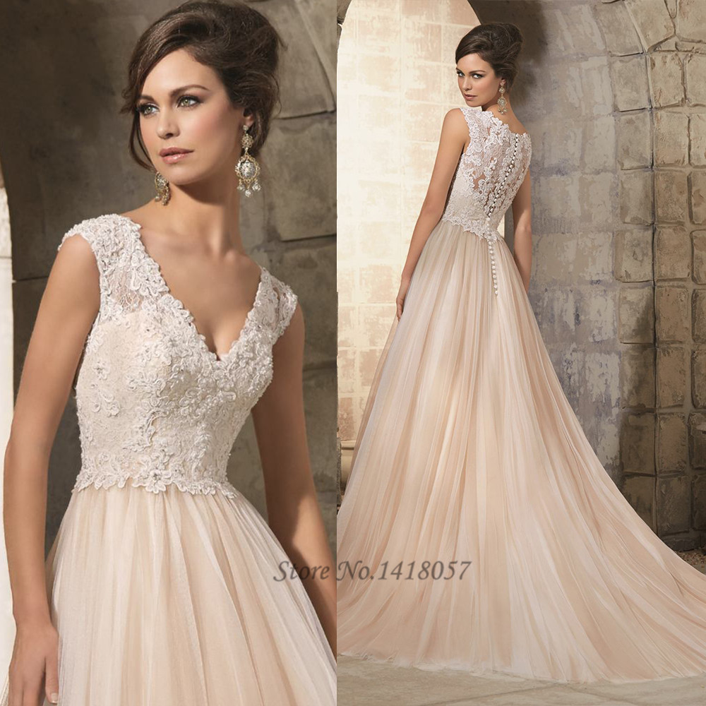 Champangne pink wedding dresses bridesmaid dresses for Champagne pink wedding dresses