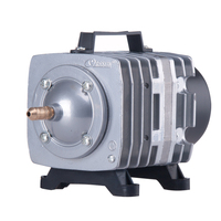58 Вт 80 Вт аквариум воздушные насосы 6/8 точек воздушный компрессор 220 В Fish Tank кислород насосы для аквариум аксессуары США Великобритания AU ЕС