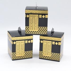 Image 1 - Muslin festivali Kabe tasarım kalıp kesme altın folyo hajj kutusu