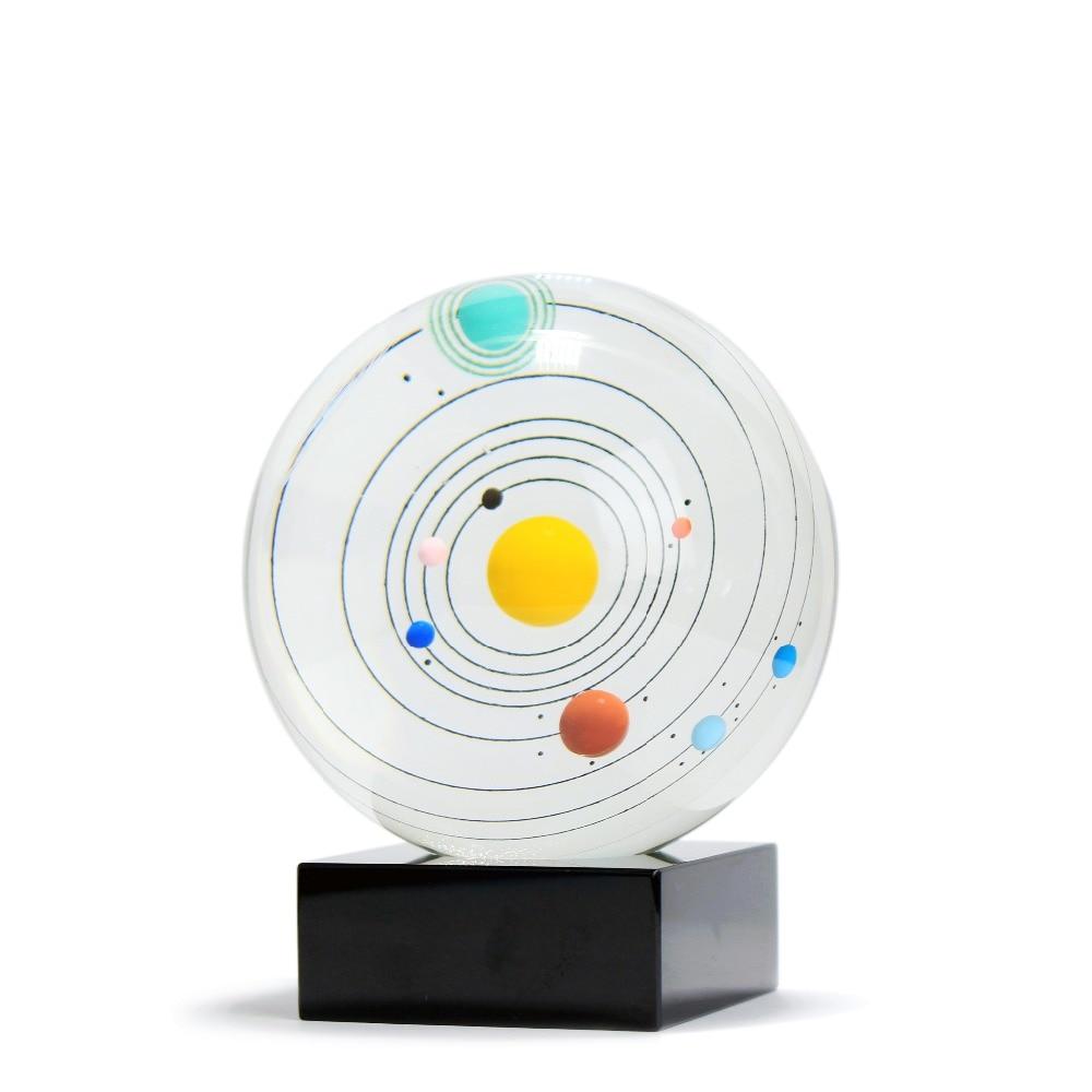 Fengshui Ball მზის სისტემის - სახლის დეკორაცია - ფოტო 2