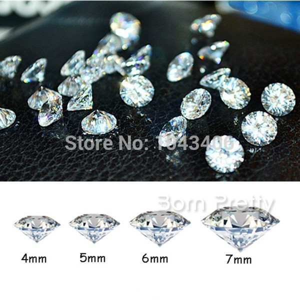 Top AAAAA crystal rhinestones,white CZ bare stone pointed back loose zircon stones,jewelry finding,nail art strass accessories