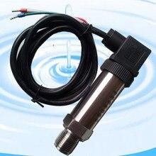 Специальное предложение,! импортный диффузионный кремниевый датчик давления/4-20MA выход/0-1Mpa датчик воды M20X1.5