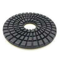9 inch 225mm wet/dry use diamond polishing pad for high hardness concrete cement terrazzo corundum floor