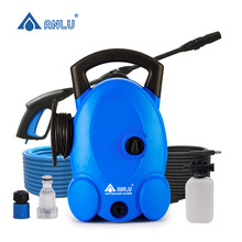 ANLU high pressure car washer 220V 1500W ABW-VAG-70P 110bar high flow 5.5LPM self suction household Home Use Cleaning Machine