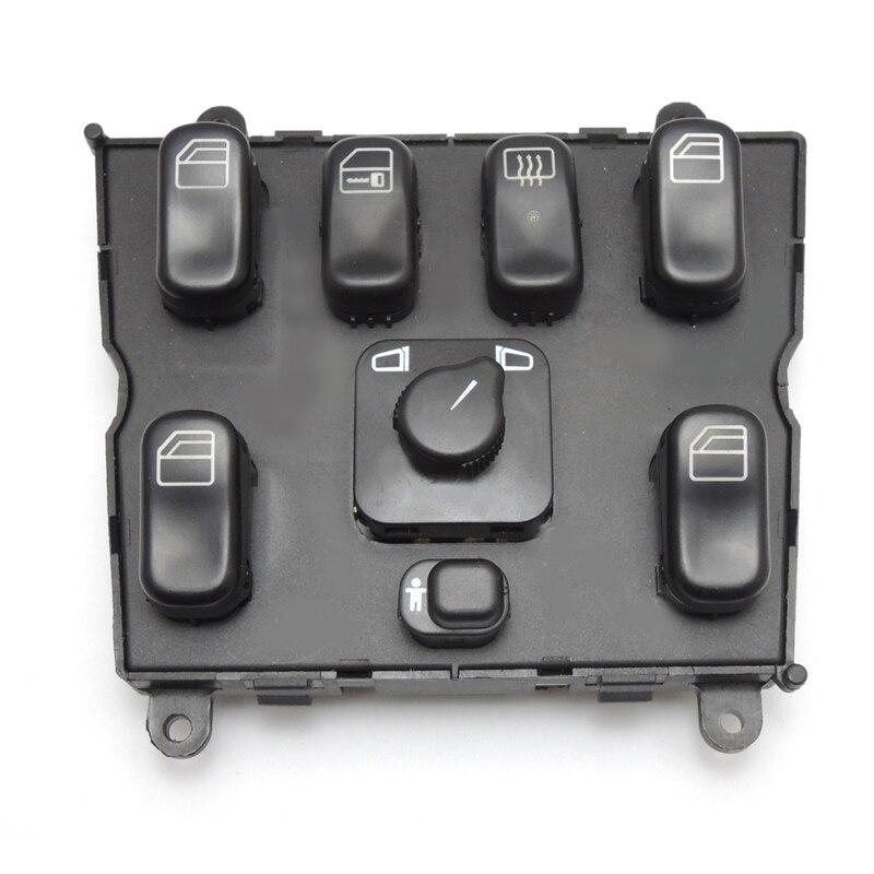 KEMiMOTO 1638206610 Мощность окно переключатель для Mercedes-Benz ML320 W163 ML400 ML430 ML500 A1638206610 163 820 6610