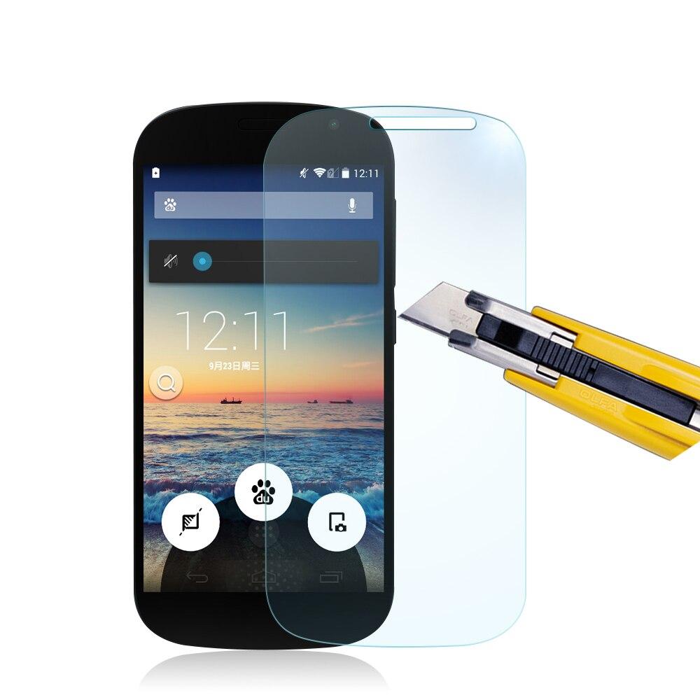 Til YotaPhone 2 hærdet glas eksplosionssikker skærmbeskytter HD - Mobiltelefon tilbehør og reparation dele - Foto 3
