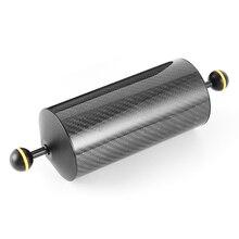 """11 """"плавучести 900 г Carbon Волокно поплавка махрово для подводной Камера Системы"""