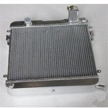 Высокая производительность 56 мм алюминиевый сплав радиатор для Opel Manta 1.9 S 66KW/Kadett C Coupe 2.0 E ралли