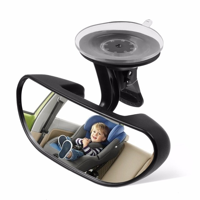 Spiegel Baby Auto.Us 19 99 Universal Car Back Seat Safety Mirror Adjustable Baby Rearview Infants Spiegel Rear Ward View Auto Baby Interior Mirrors In Interior