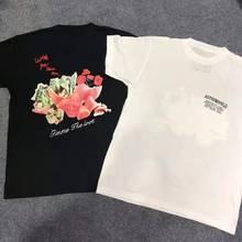 SCOTT ASTROWORLD T Shirt Men Women Streetwear Xxxtentacion Travis Scott Sicko Smile Earth T-shirt Harajuku Tshirt