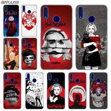 Fashion luxury Phone cose cover for Huawei Honor 10i 8 8X 9X 10 Lite 4C 5X 6 6X 6C 7a 20 Pro 7X Chilling Adventures Sabrina(China)