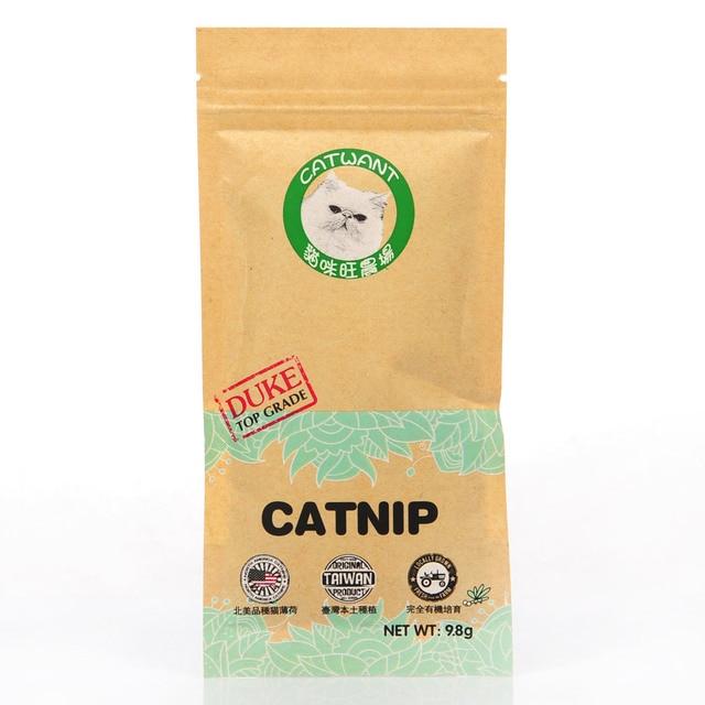 100% Natural Organic Premium Catnip 9.8g For Cats