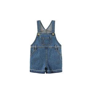 Image 5 - סרבל ג ינס ילדים עבור תינוק נערי קיץ מכנסיים ג ינס בנות כיס סרבל ילדים בני מכנסיים ילדים של ג ינס