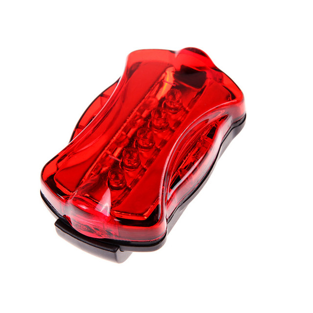 High Quality 5 Led Bicycle Front Head light+Tail light Set Waterproof Road MTB Mountain Bike Rear Light Cycling Lamp Flashlight