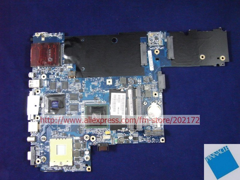 430180-001 Motherboard For HP Pavilion dv8000  945PM with 7600GO 256M LA-2481P HBL10  tested good 574680 001 1gb system board fit hp pavilion dv7 3089nr dv7 3000 series notebook pc motherboard 100% working