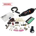 190pcs DIY Power Tools Professional Dremel Mini Drill Electric Drill Variable Speed Carving Polishing Grinding Drilling