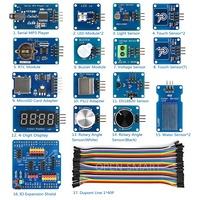 Starter Learning High Quality Sensor Module Kit Set For Arduino Mega2560 Leonardo